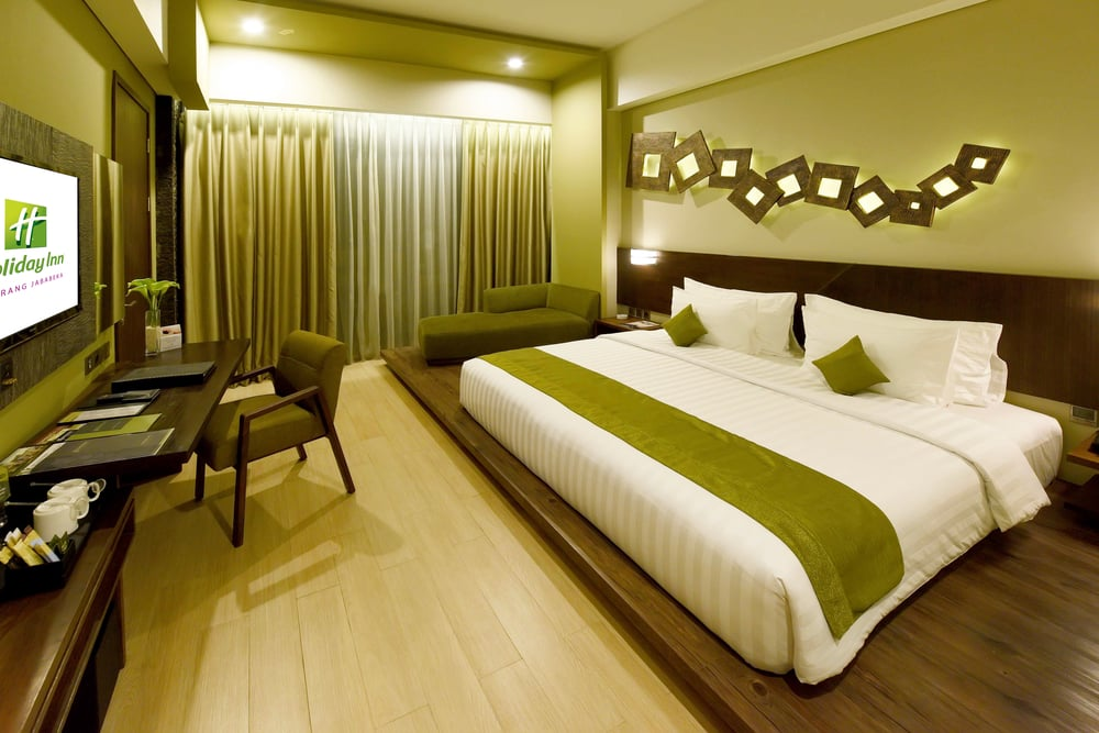 Bedroom | Photo Credit: Holiday Inn Cikarang Jababeka
