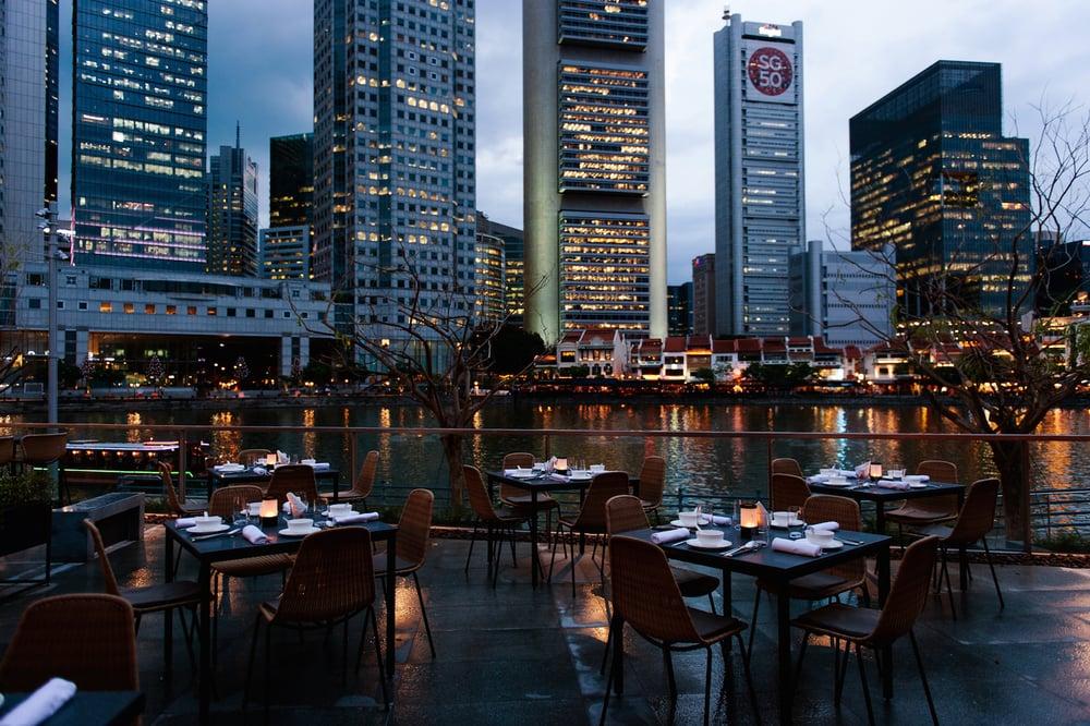 Outdoor Dining at EMPRESS | Photo Credit: EMPRESS