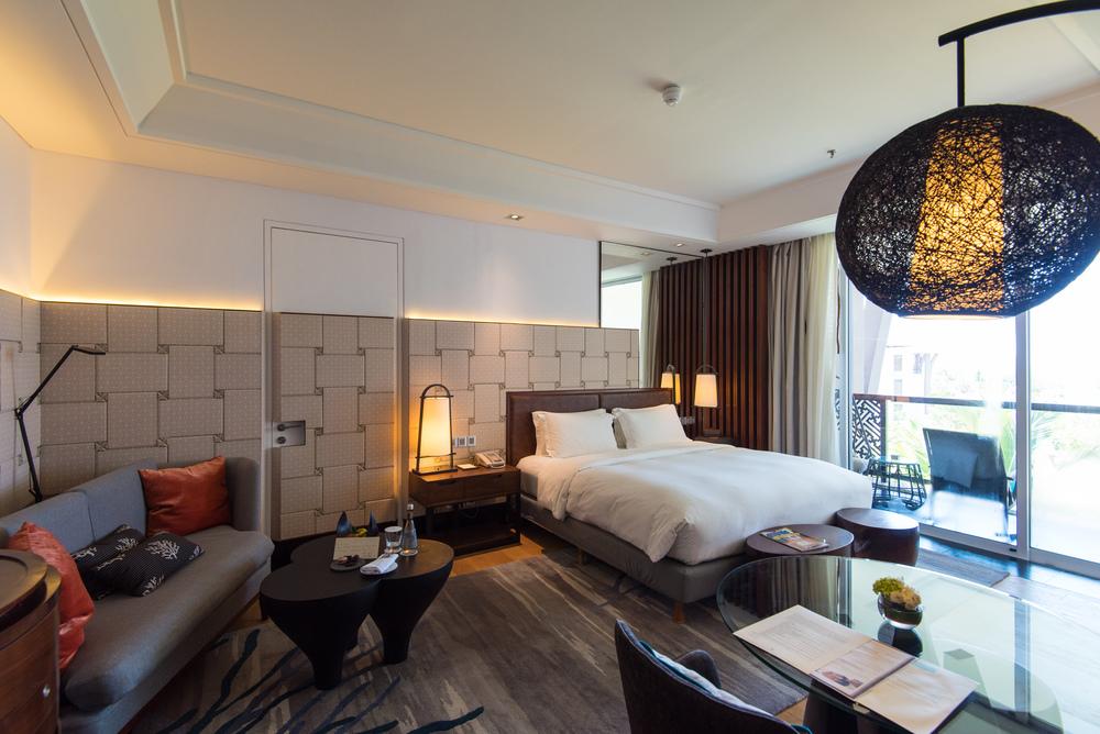 Hotel Review Sofitel Bali Nusa Dua Beach Resort Luxury Room The