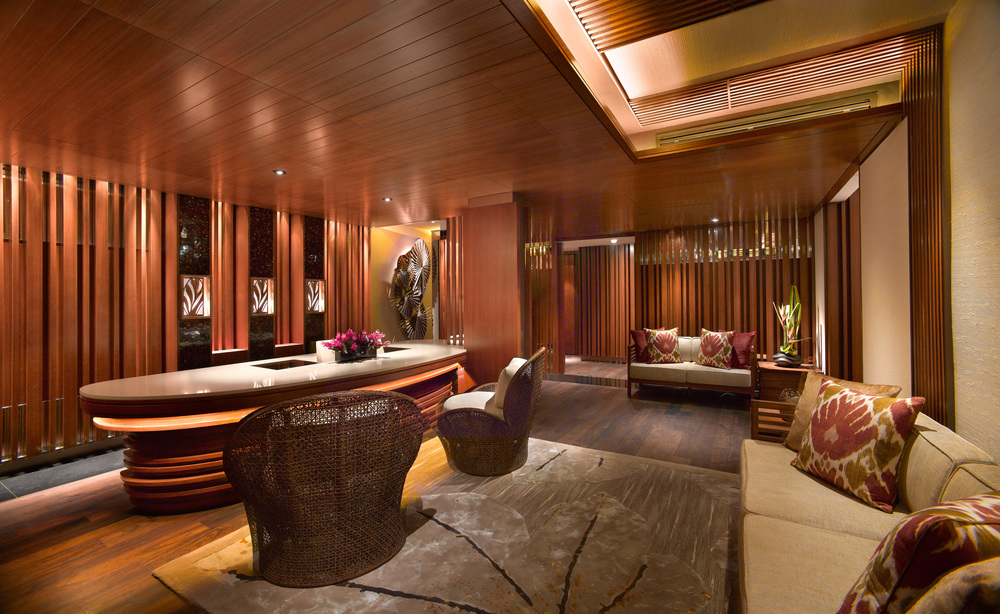 CHI, The Spa | Photo Credit: Shangri-La Hotel, Singapore