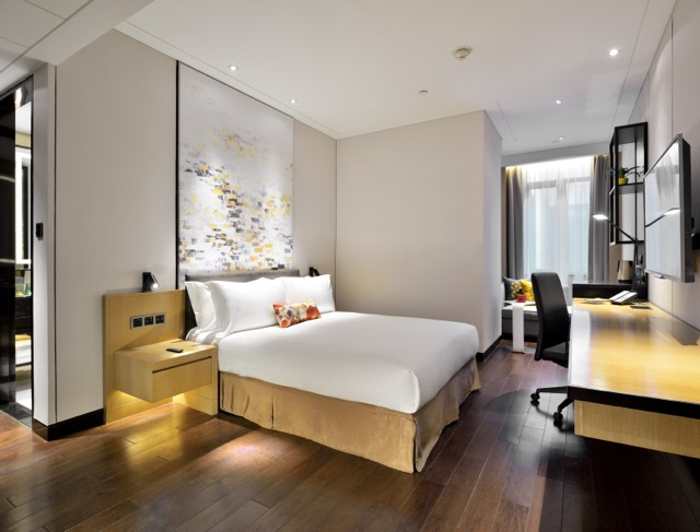 Standard Room -   NEQTA Hotel   | Photo Credit:   NEQTA Hotels
