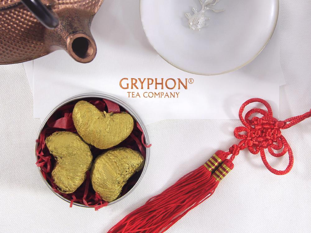 Golden Nugget Flowering Tea | Photo Credit: Gryphon Tea Company