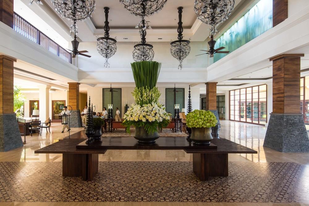 Hotel Lobby The St. Regis Bali Resort