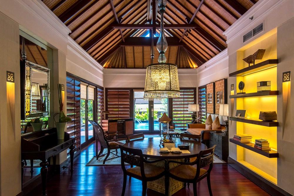 Living Room - Gardenia Villa The St. Regis Bali Resort