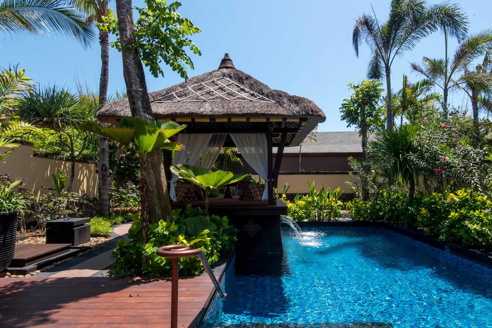 Private Swimming Pool - Gardenia Villa The St. Regis Bali Resort