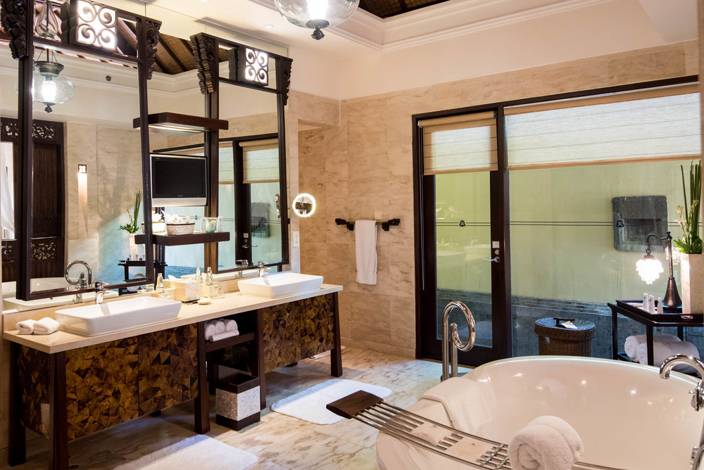 Bathroom - Gardenia Villa The St. Regis Bali Resort