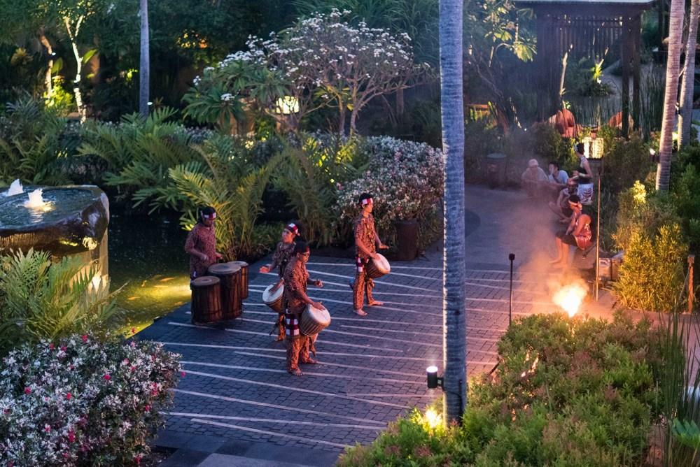 Daily Evening Fire Ritual The St. Regis Bali Resort