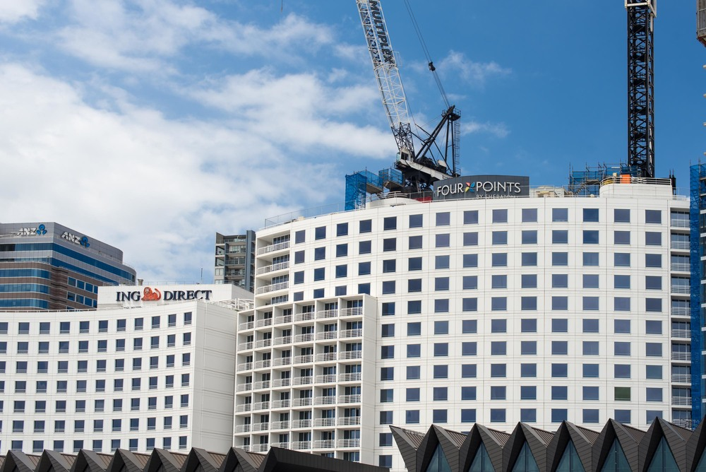 Property Exterior   Four Points by Sheraton Sydney, Darling Harbour