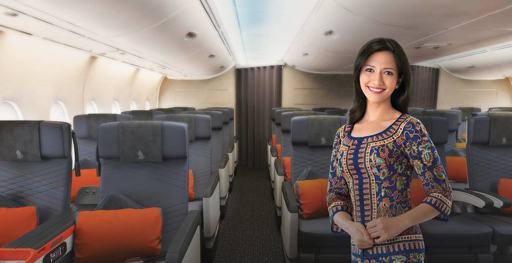 Premium Economy | Photo Credit: Singapore Airlines