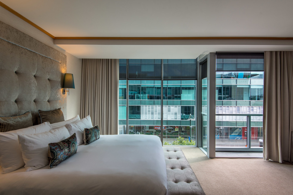 Bedroom Superior Room - Sofitel Auckland Viaduct Harbour
