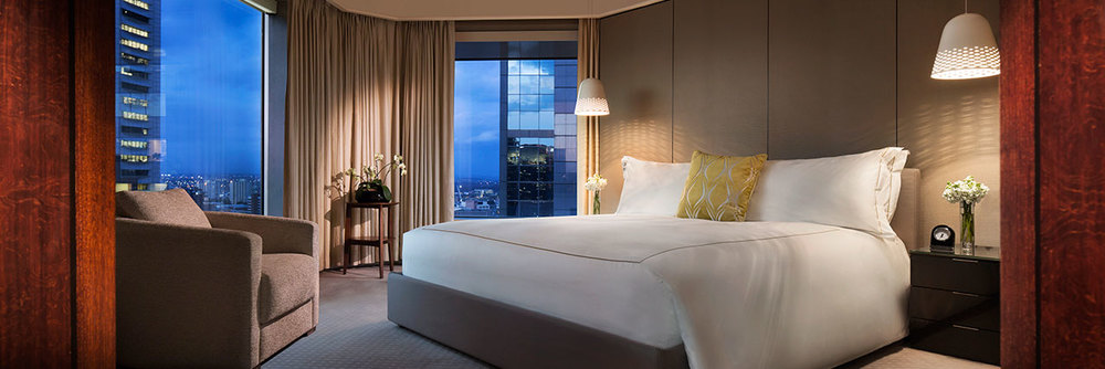 Premier Suite | Photo Credit: Grand Hyatt Melbourne