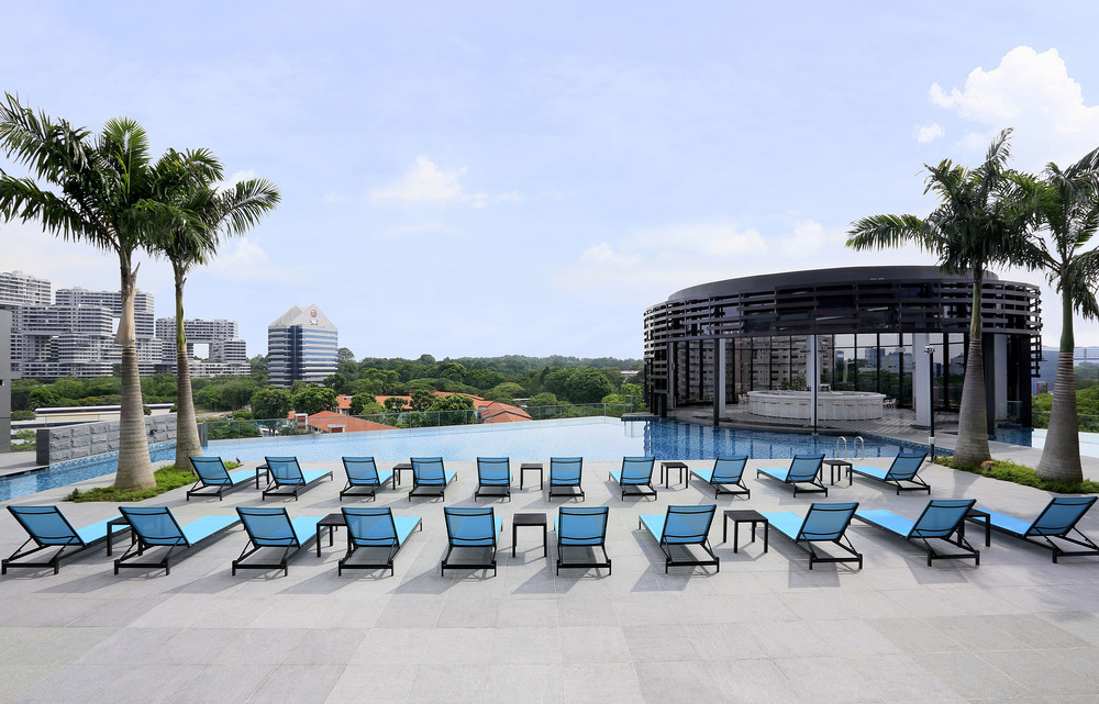 Pool Deck | Photo Credit: Park Hotel Alexandra