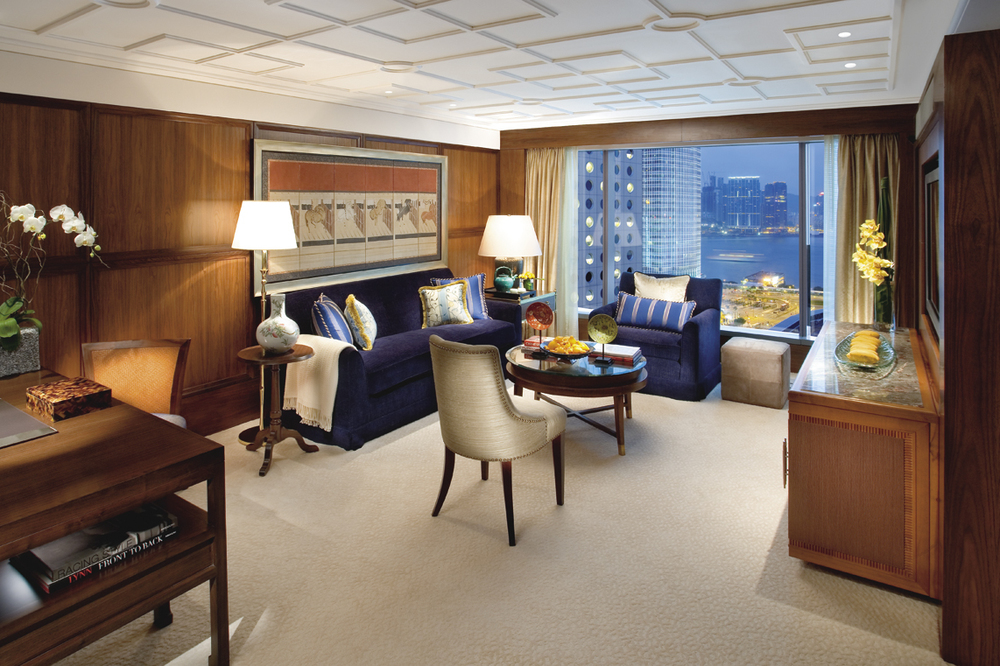 Howarth Suite | Photo Credit: Mandarin Oriental, Hong Kong