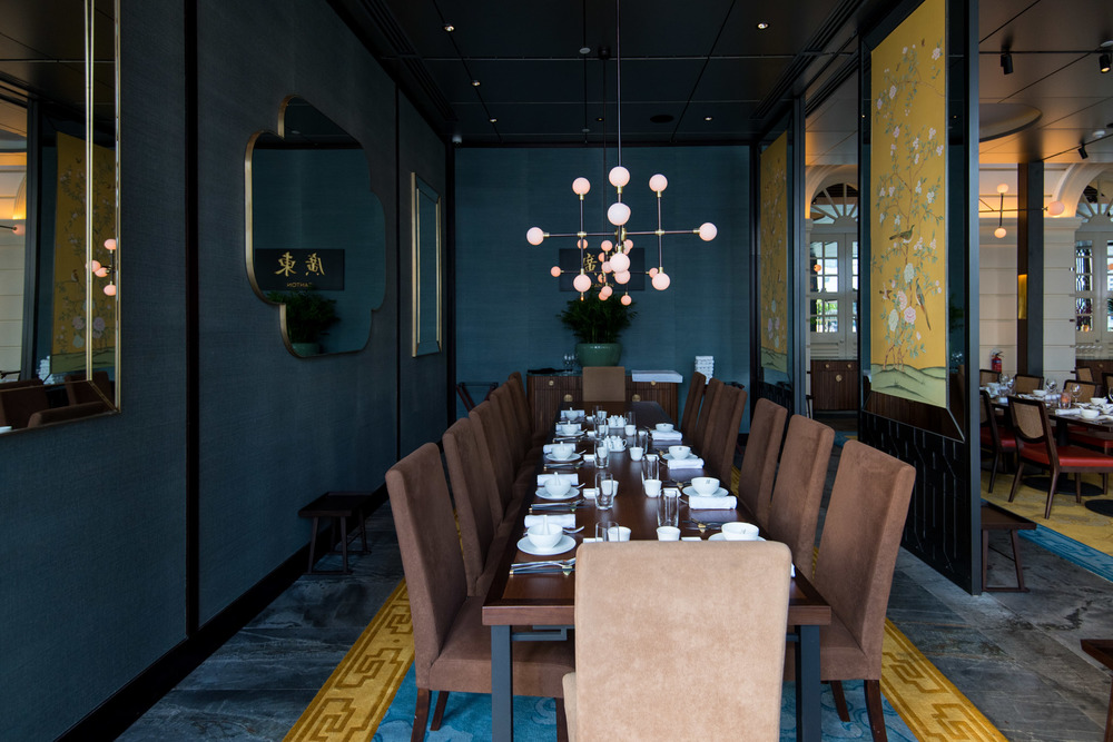 Private Dining Space EMPRESS by The Privé Group