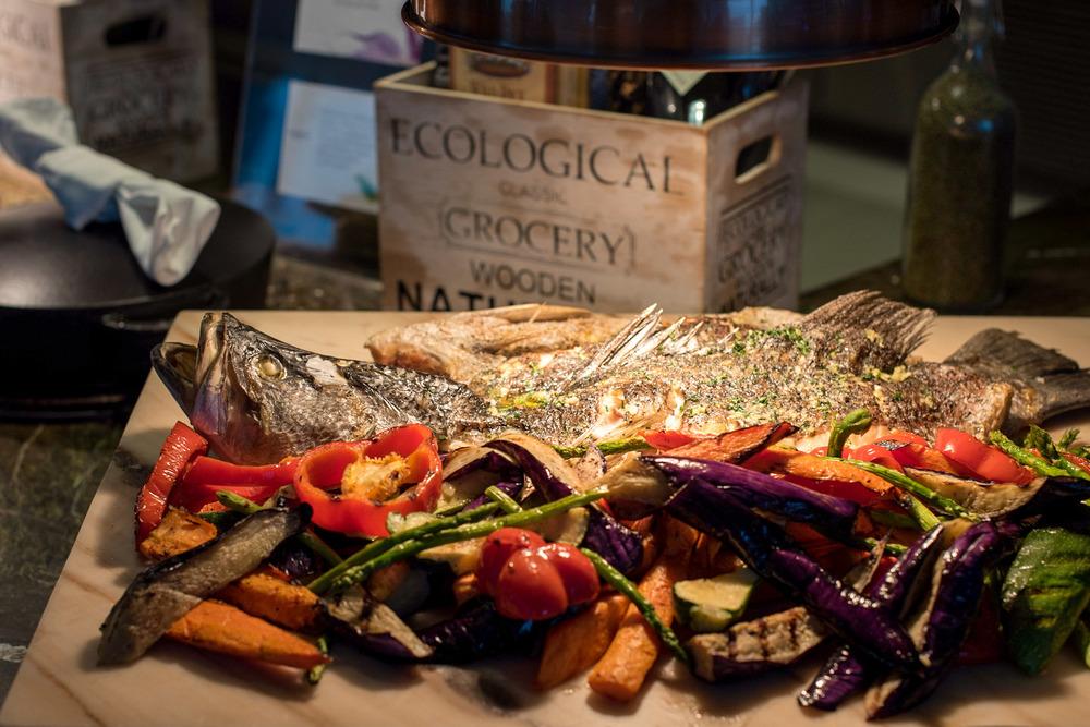 Seafood Seasonal Tastes - The Westin Singapore