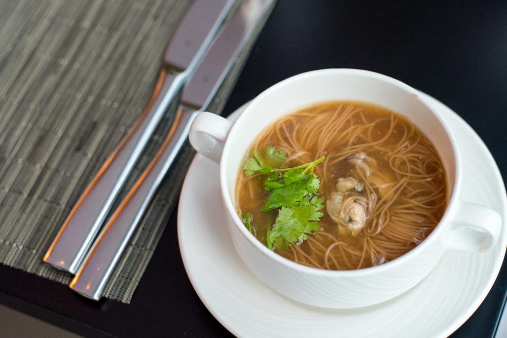 Oyster Vermicelli  Seasonal Tastes - The Westin Singapore