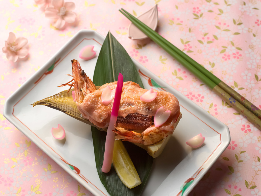 Kaiseki Menu | Photo Credit: Pan Pacific Singapore