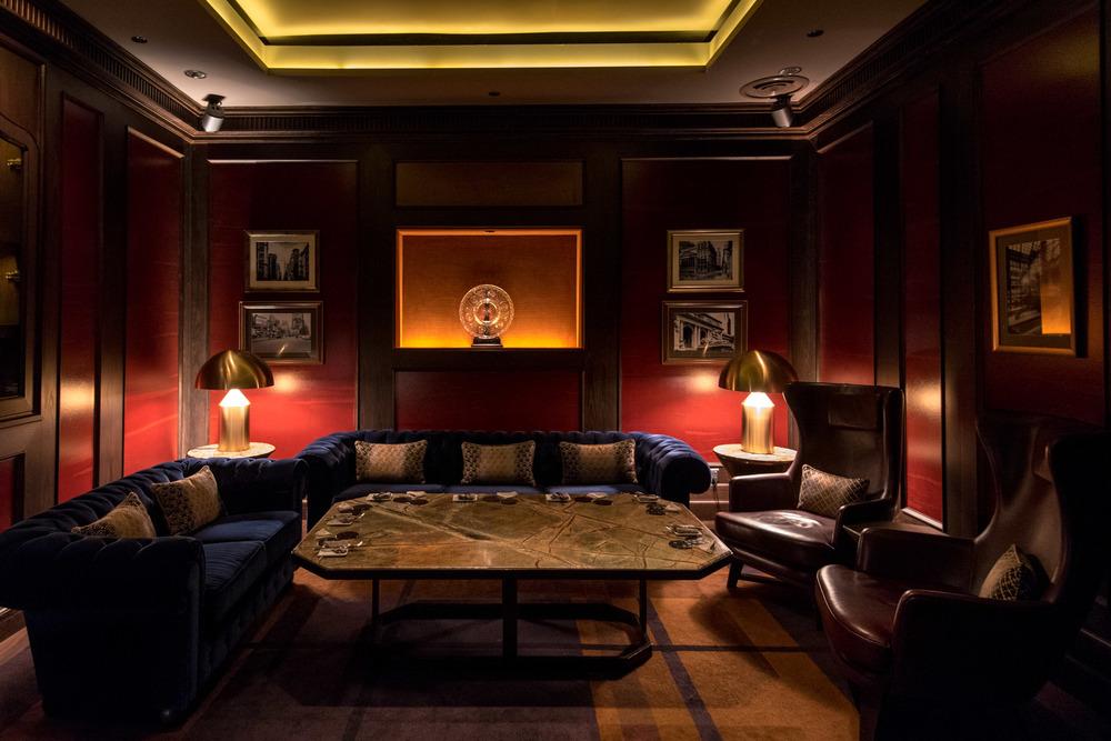 Private Room in Manhattan (Regent Singapore)