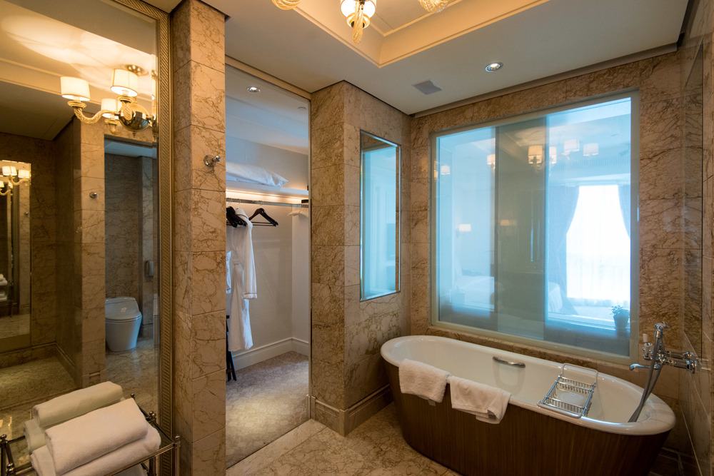 Bathroom Caroline Astor Suite - The St. Regis Singapore