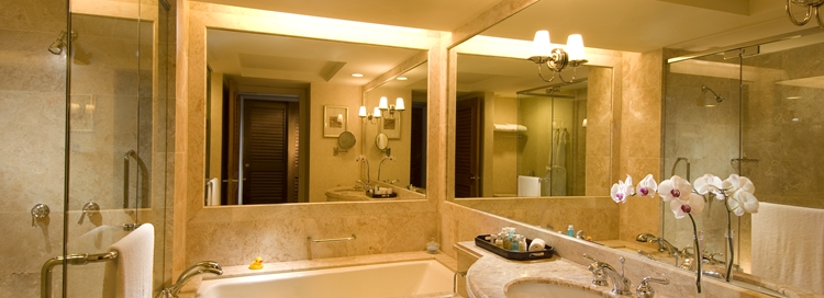 Bathroom | Photo Credit: Conrad Centennial Singapore