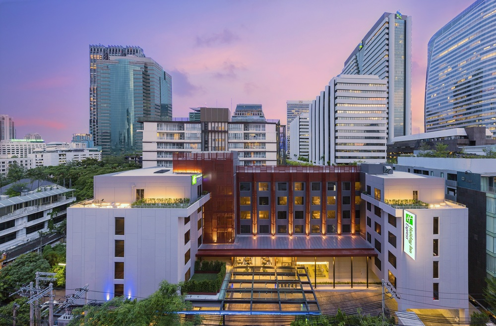 Holiday Inn Express Bangkok Sathorn | Photo Credit: InterContinental Hotels Group