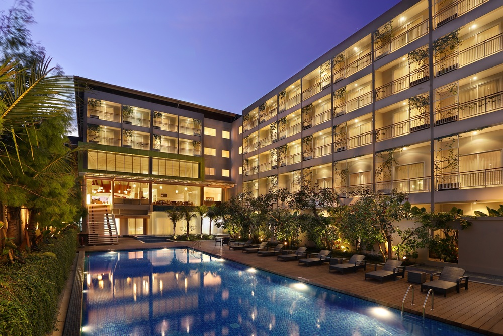 Holiday Inn Express Bali Raya Kuta | Photo Credit: InterContinental Hotels Group
