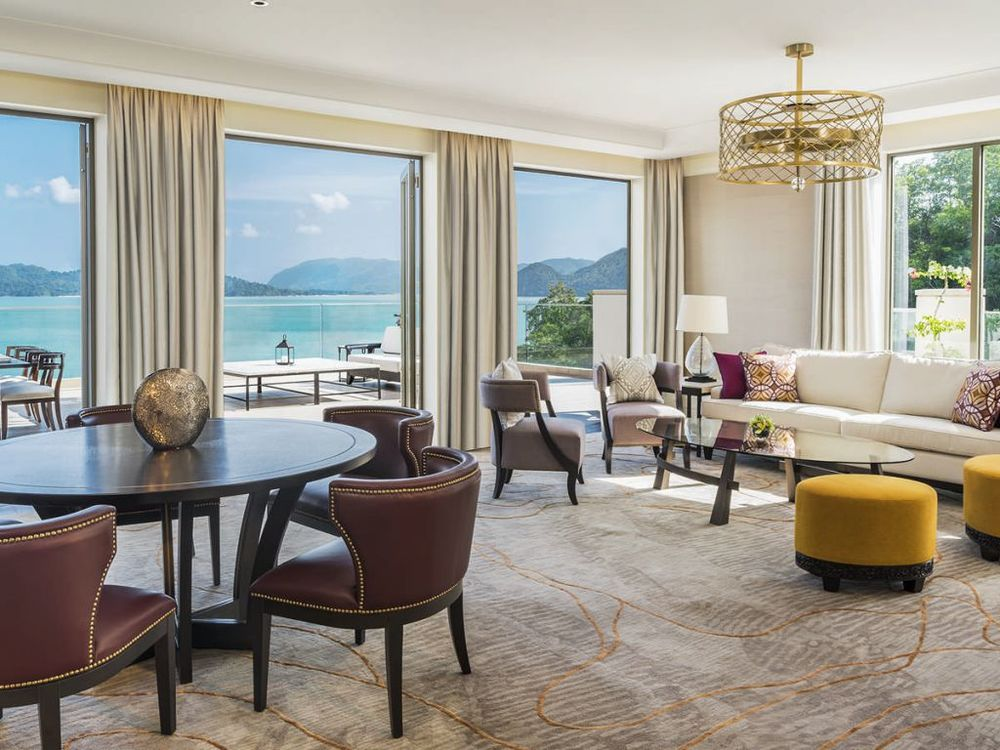 The St. Regis Langkawi |   Photo Credit:   Starwood Hotels and Resorts Worldwide