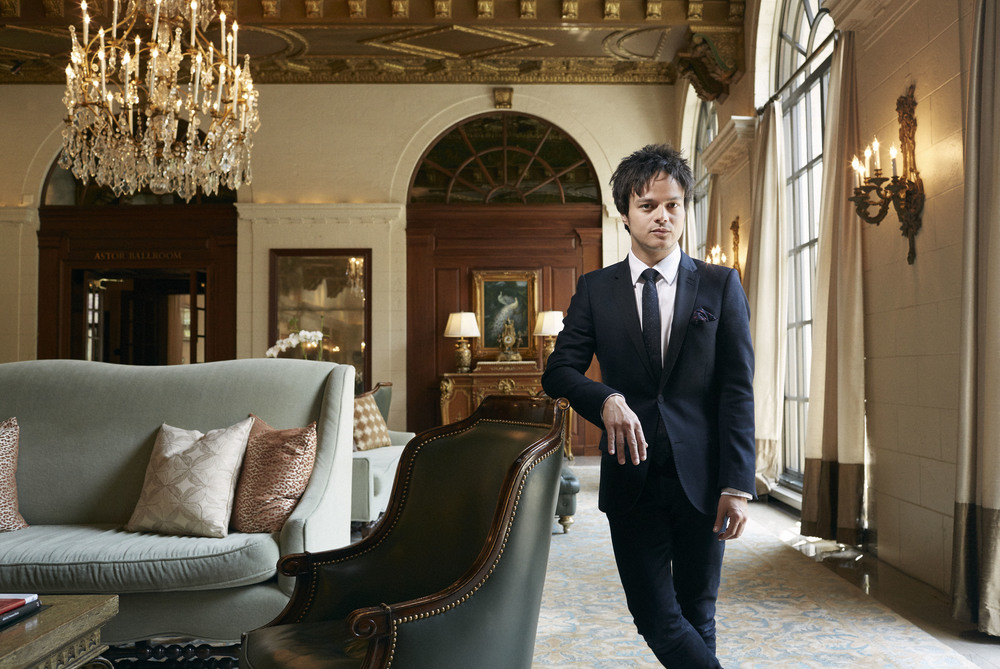 Jamie Cullum in Singapore | Photo Credit: The St. Regis Singapore