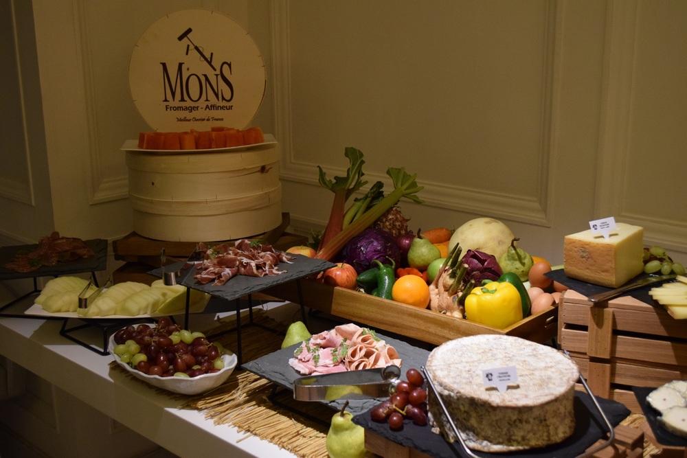 MONS Cheese Buffet | Photo Credit: Sofitel So Singapore