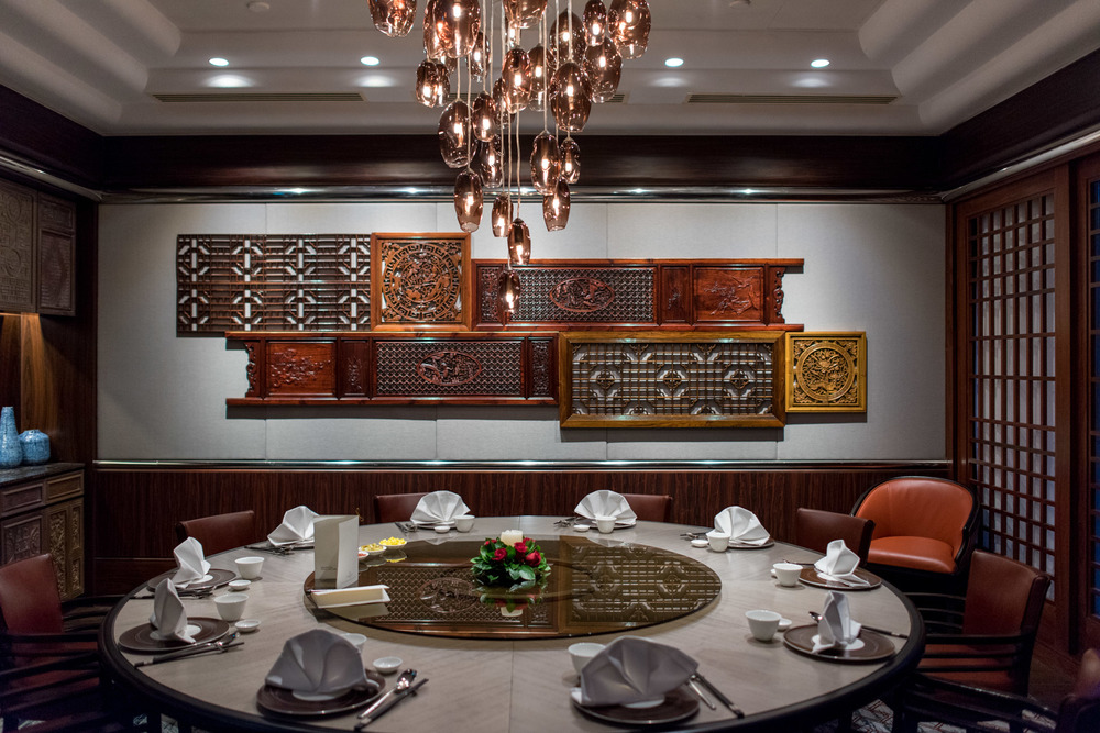 Private Dining Room Jiang-Nan Chun - Four Seasons Hotel Singapore