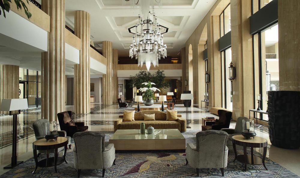 Hotel Lobby | Photo Credit:Hotel Tentrem Yogyakarta