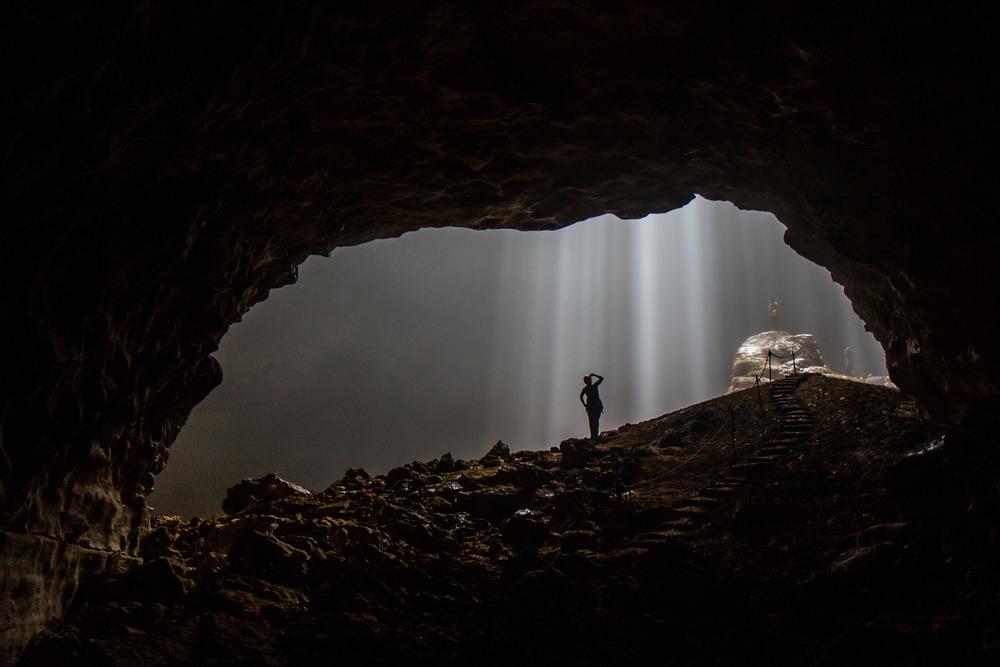 Jomblang Cave | Photo Credit:César González Palomo