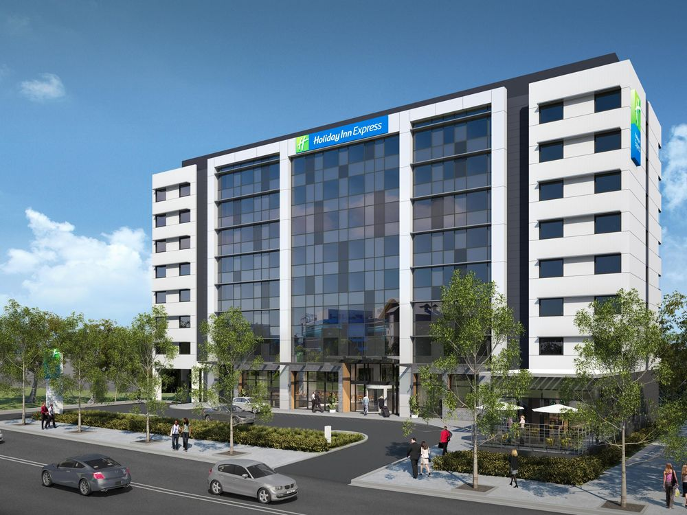 Hotel Exterior | Photo Credit: Holiday Inn Express Sydney Macquarie Park