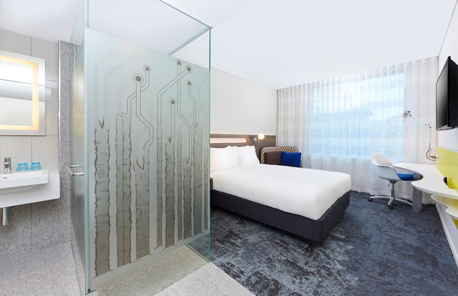 Bedroom | Photo Credit: Holiday Inn Express Sydney Macquarie Park