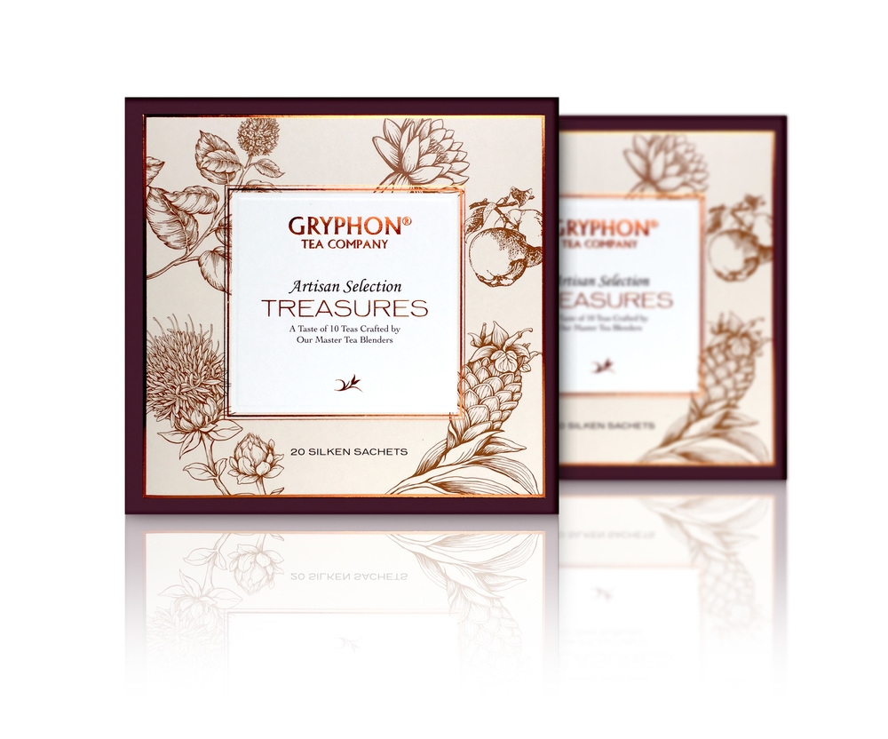Gryphon Tea New Artisan Treasures | Photo Credit: Gryphon Tea Company