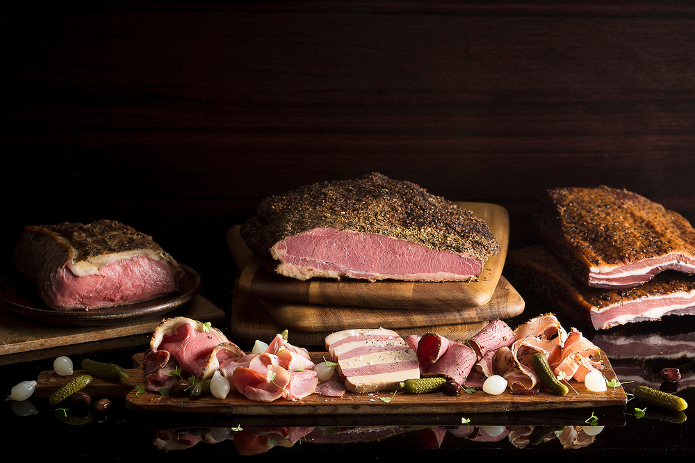 Charcuterie | Photo Credit: InterContinental Singapore