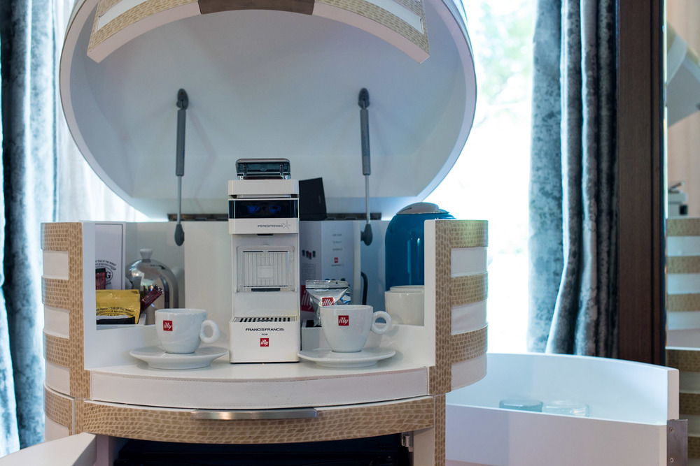 Coffee Machine Junior Suite - Sofitel Singapore Sentosa Resort & Spa