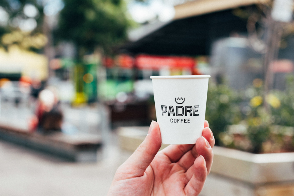 Padre Coffee - Shot on Nikon D750  ISO 100 | f / 5.6 | 1/160 sec