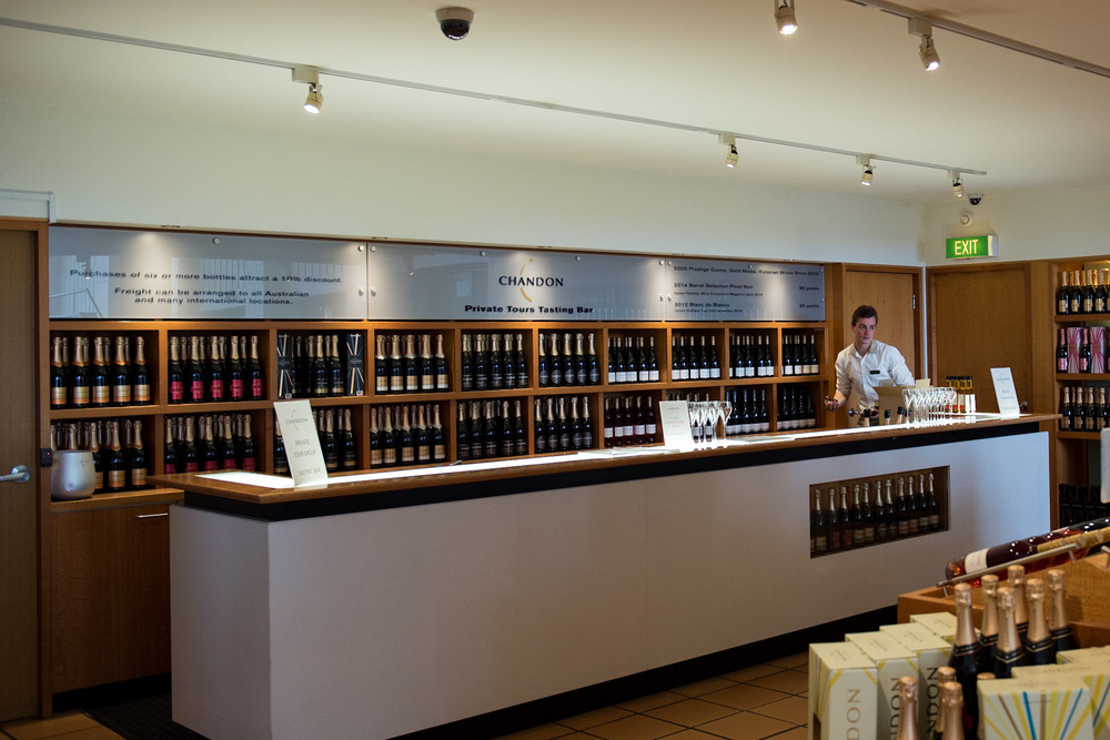 Shop at Domaine Chandon Yarra Valley - Melbourne, Australia