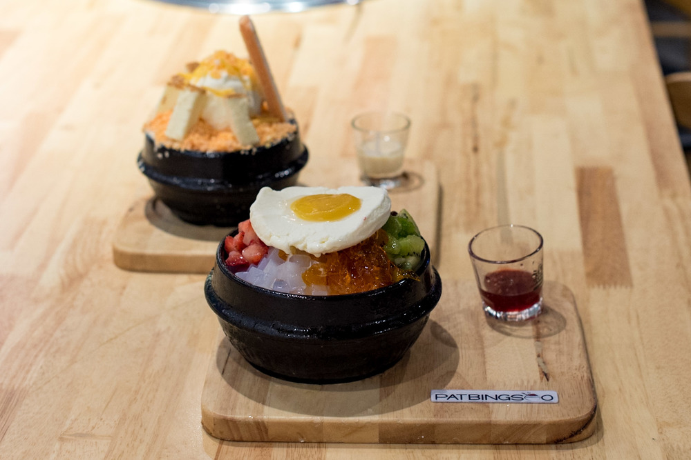 Patbingsoo (from S$9.90++) Seorae Singapore