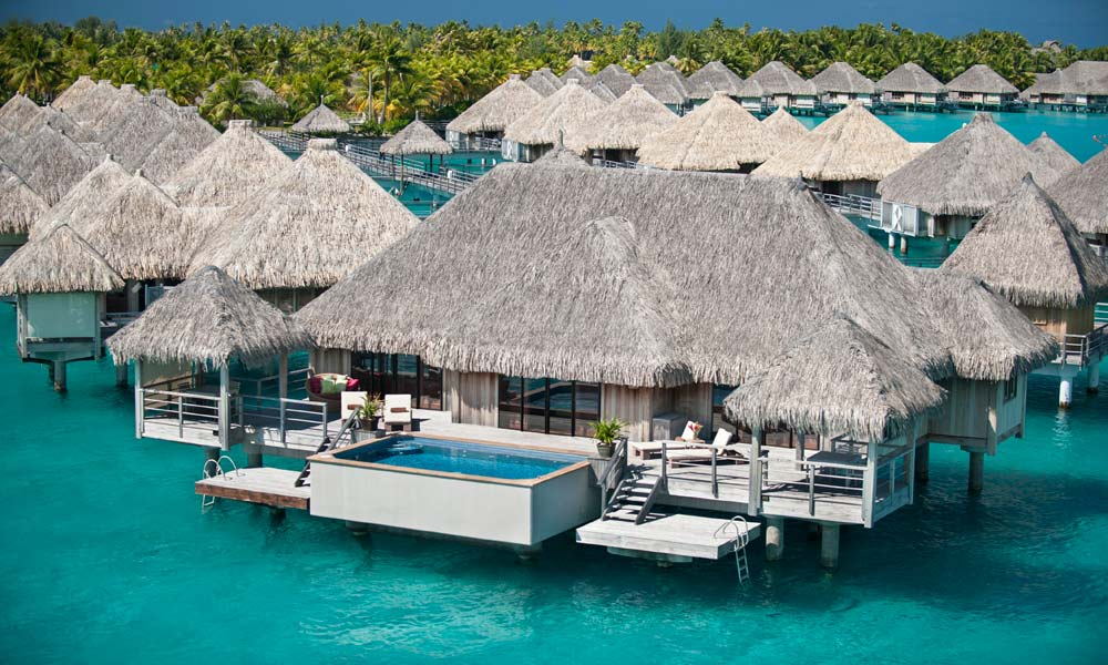Get One Night Free with Two Nights Minimum | Photo Credit: The St. Regis Bora Bora