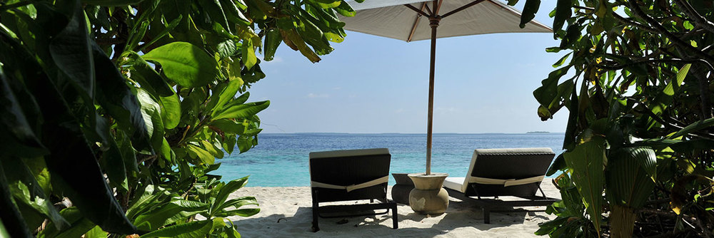 Relax on the Beach | Photo Credit: Park Hyatt Maldives
