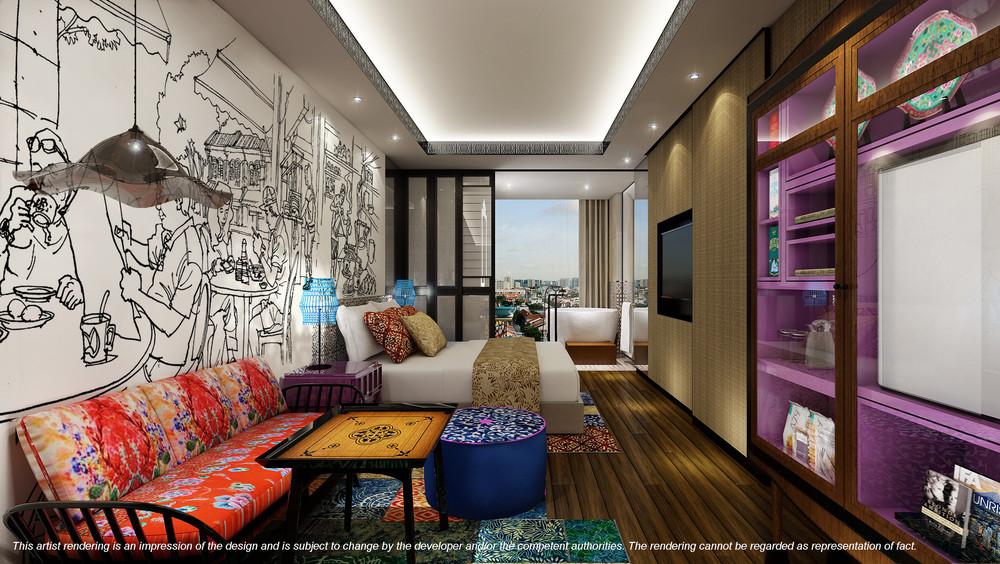Premier Room | Hotel Indigo Singapore Katong