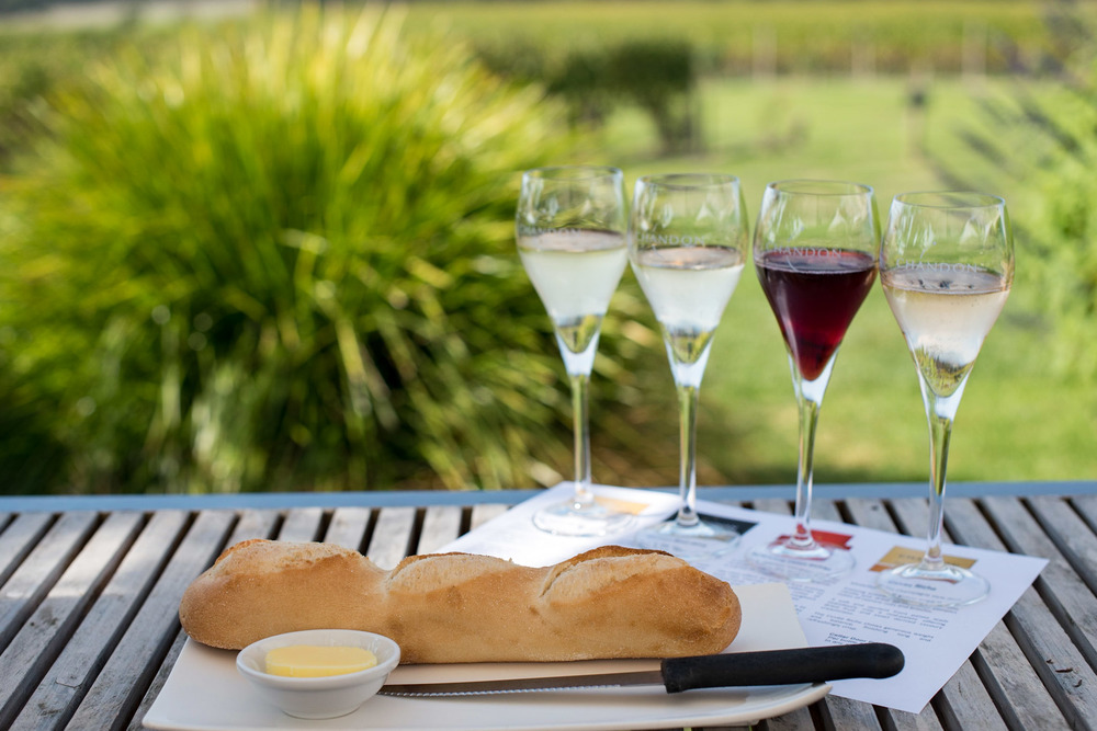 Chandon Sparkling Range Tasting (AU$23) - Domaine Chandon Yarra Valley - Melbourne, Australia