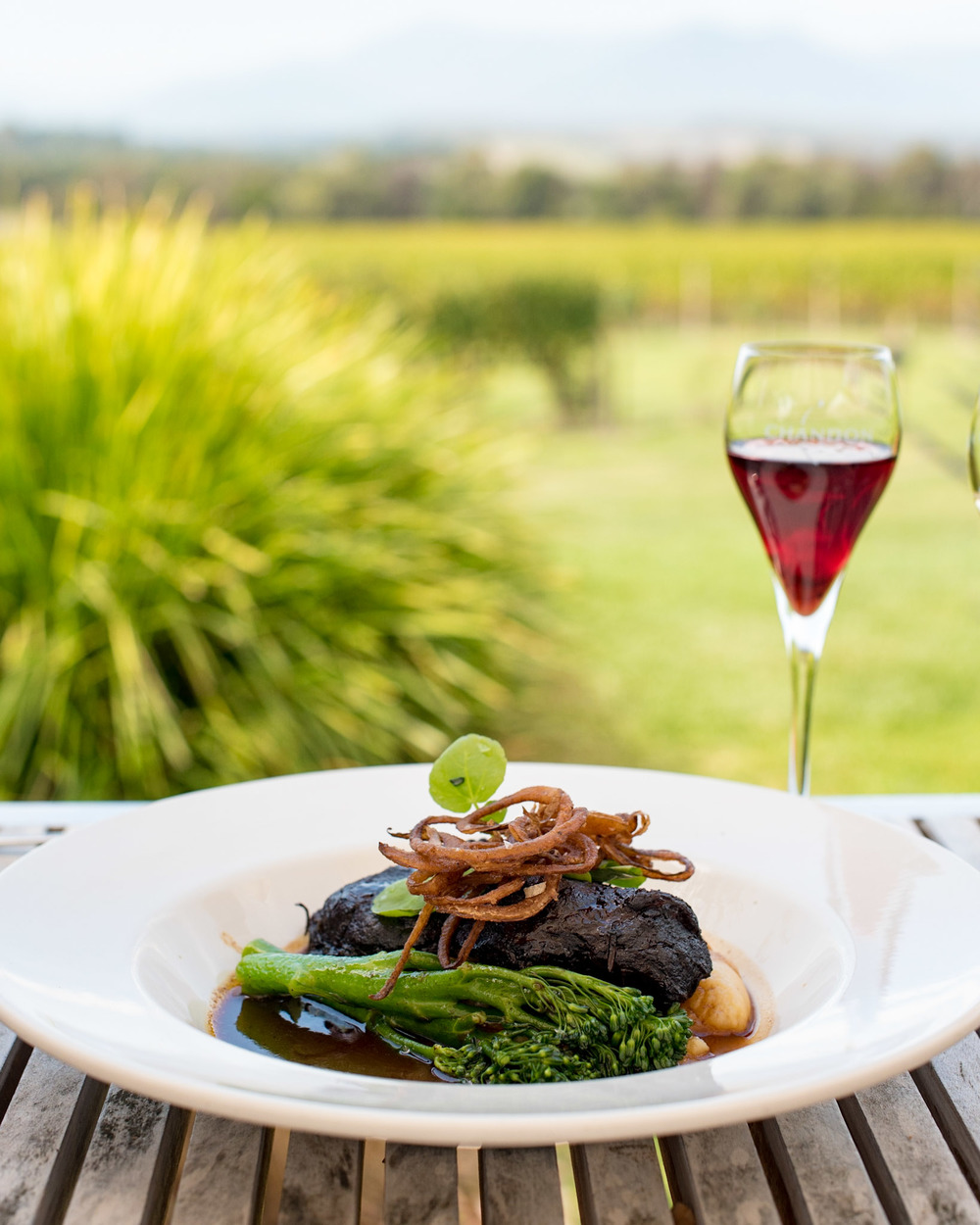 Beef Bourguignon (AU$38) - Domaine Chandon Yarra Valley - Melbourne, Australia