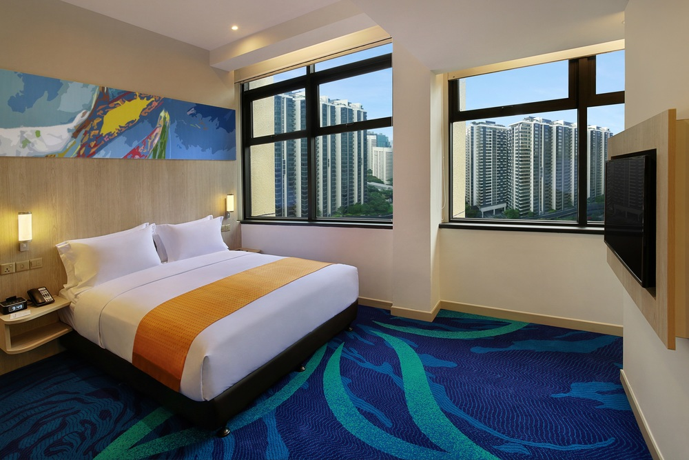 Room | Photo Credit: Holiday Inn Express Kuala Lumpur City Centre
