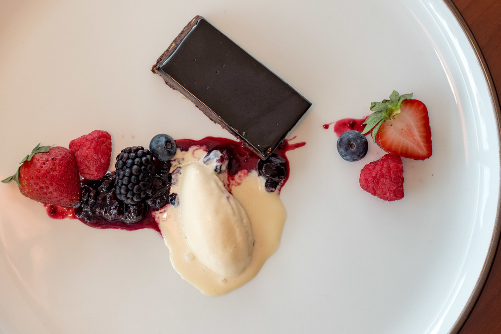 Chocolate Delice (S$15++) UsQuBa - Scottish Restaurant & Bar