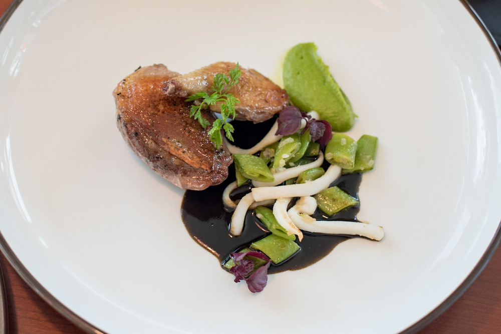 Baked Pigeon (S$32++ for Half | S$46++ for Whole) UsQuBa - Scottish Restaurant & Bar