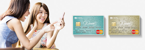 Changes to DBS Woman's World MasterCard | Photo Credit: DBS