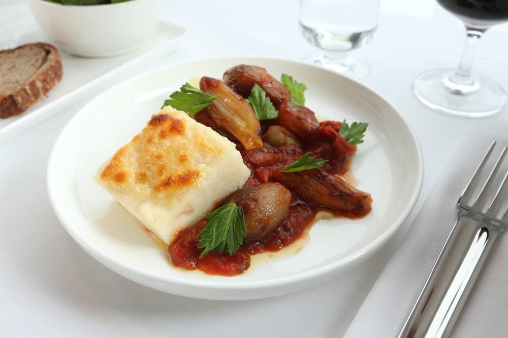 Gnocchi Alla Romana | Photo Credit: Qantas